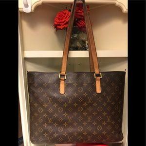 💖 Authentic LV Vintage Luco Tote Bag - Monogram🌷